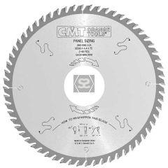 CMT 282 Sawblade TCG D=430 d=80 z=72 B=4.4 Selco