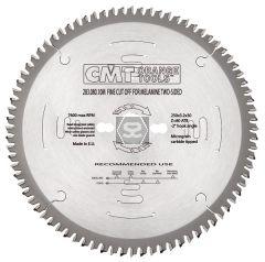 CMT 283 Fine cut-off saw blade D=350 d=30 z=108