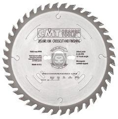 CMT 285 Sawblade Low Noise D=250 d=20 z=40 B=3.2