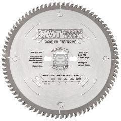 CMT 285 Sawblade D=260 d=30 z=60 B=2.8