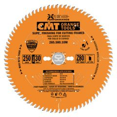 CMT 285 Sawblade Superfinish D=300 d=30 z=96 B=3.0