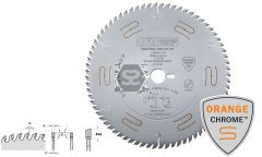 CMT 285 Saw Blade chrome D=250 d=30 z=40 B=3.2