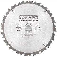 CMT 286 Saw Blade For Building 300x3.2x2.2x30 Z48