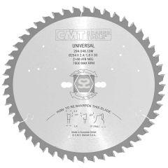 CMT 294 Rip & Crosscut Blade D=254 B=2.4 d=30 Z=48
