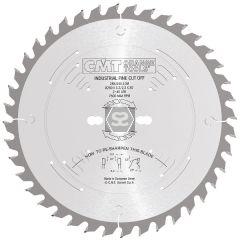CMT 293 Industrial Sawblade D=260 B=2.5 d30 Z=80