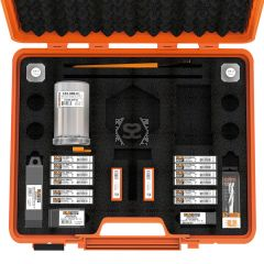 CNC Testing Kit with 23 Tools With Box