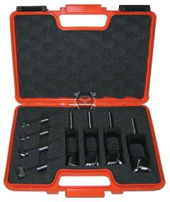 CMT 8-PC Drill Bit & Plug Cutter Set D=16-20-25-30