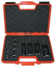 CMT 8-PC Drill Bit & Plug Cutter Set D=15-20-25-30