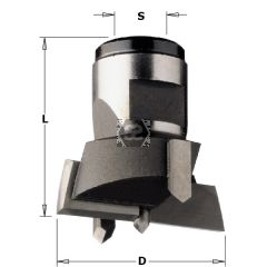 CMT 501 Modular Drill Head D=55 S=M12X1 RH