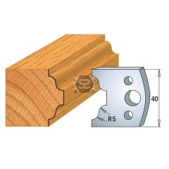 CMT Moulding Cutters KSS 40x4mm Profile 025