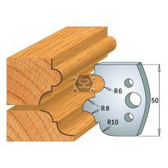 CMT Pr of Moulding KSS 50x4mm Profile 520