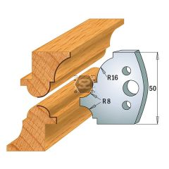 CMT Pr of Moulding KSS 50x4mm Profile 541