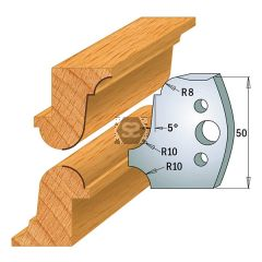 CMT Pr of Moulding KSS 50x4mm Profile 557