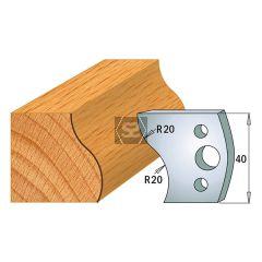 CMT Pr of Limitors 40x4mm Profile 009