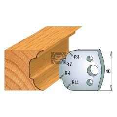 CMT Pr of Limitors 40x4mm Profile 023