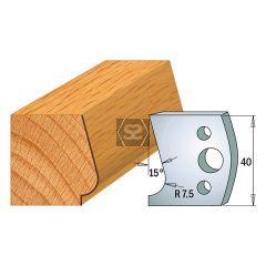 CMT Pr of Limitors 40x4mm Profile 038