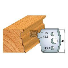CMT Pr of Limitors 40x4mm Profile 039
