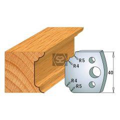 CMT Pr of Limitors 40x4mm Profile 042