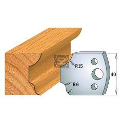 CMT Pr of Limitors 40x4mm Profile 044