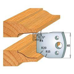 CMT Pr of Limitors 40x4mm Profile 100