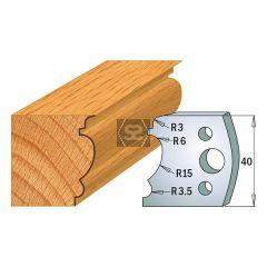 CMT Pr of Limitors 40x4mm Profile 104