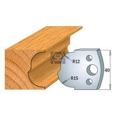 CMT Pr of Limitors 40x4mm Profile 115