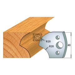 CMT Pr of Limitors 40x4mm Profile 120
