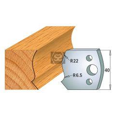 CMT Pr of Limitors 40x4mm Profile 128