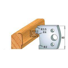 CMT Pr of Limitors 40x4mm Profile 130