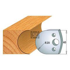 CMT Pr of Limitors 40x4mm Profile 131