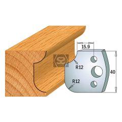 CMT Pr of Limitors 40x4mm Profile 176