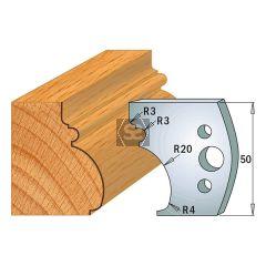 CMT Pr of Limitors 50x4mm Profile 501