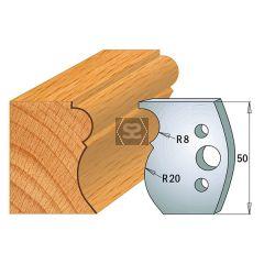 CMT Pr of Limitors 50x4mm Profile 502