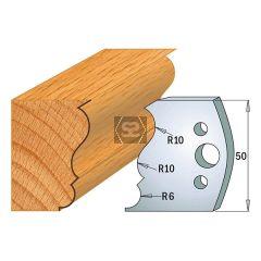 CMT Pr of Limitors 50x4mm Profile 506