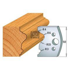 CMT Pr of Limitors 50x4mm Profile 512