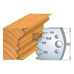 CMT Pr of Limitors 50x4mm Profile 513