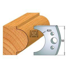 CMT Pr of Limitors 50x4mm Profile 561