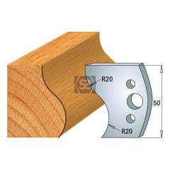 CMT Pr of Limitors 50x4mm Profile 571