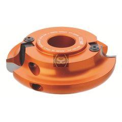CMT Concave & Convex Cutter R10 D=132 D=40 d=50