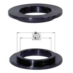 "CMT Pair Top Hat Reducing Bush 1 1/4"" > 30mm"