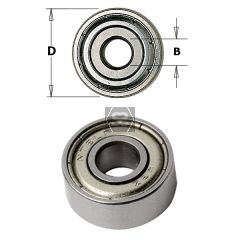 CMT Bearing  D=8-31.7mm