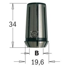 COLLET D=12.7mm (FOR CMT1E)