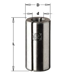 CMT Reducing Drill Bush D=10-12mm L=25