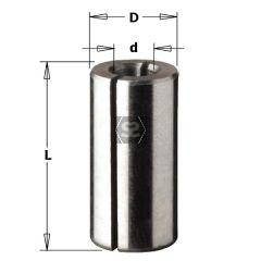 CMT Reducing Drill Bush D=8-12mm L=25