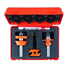 Adjustable Shaker Router Bit Set  Hw  Z2 S=12.7  D