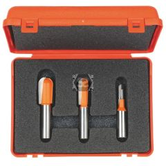 CMT 814 Round Nose Set TCT S=6.35 3-PIECE