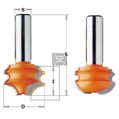 CMT 856 Moulding System S=12.7 D=31X19 Profile B