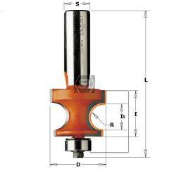 CMT 861 Corner Beading Bit TCT S=6.35 D=28.6X22.2
