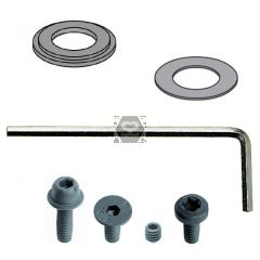 Kit Of Shield-screw-key (for 660-350/351/851)