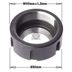 Clamping Nut  FOR 183.000/100/200/250/300/400 RH